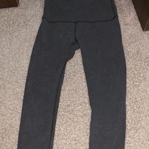 Lululemon high rise cropped leggings